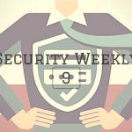 Security Weekly 9