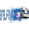 How to Keep a Web Site to Up To Date Main