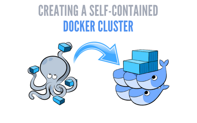 Self-Contained Docker Cluster Main 1
