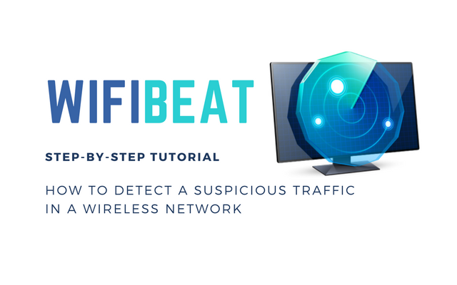 How to Detect a Suspicious Traffic in a Wireless Network with WifiBeat
