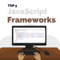Top 5 JavaScript Frameworks in 2017 main