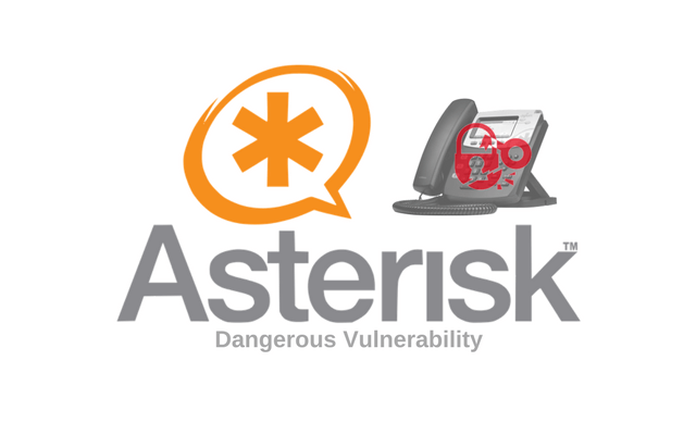 Dangerous Vulnerability in Asterisk Main Logo