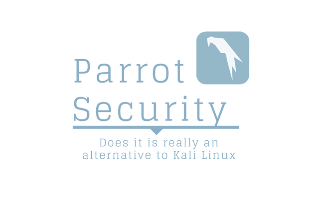 Does Parrot Security is really an alternative to Kali Linux Main Logo