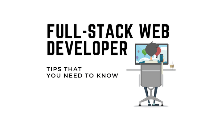 Full-Stack Web Developer Tips Main Logo