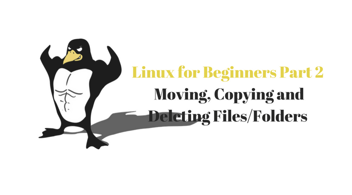 Linux For Beginners Part 2 Main Logo