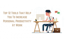 Top 12 Tools That Help You To Increase Personal Productivity Main Logo