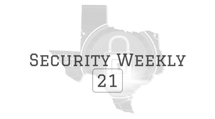 Security Week 21 Main Logo