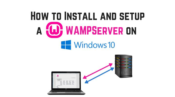 WAMPServer Main Logo