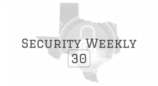Security Week 30 Main Logo