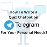 Chatbot On Telegram Main Logo