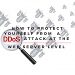 DDoS Attack At The Web Server Level Main Logo