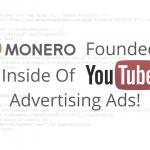 Miner Monero Founded Inside Of YouTube Main Logo