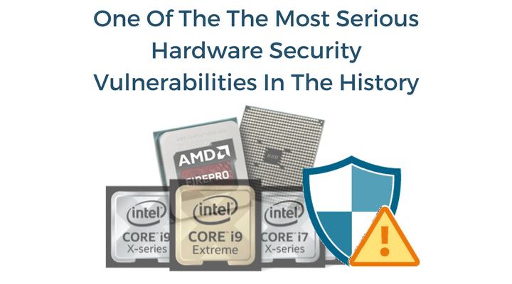 One Of The The Most Serious Hardware Security Vulnerabilities In The History Logo