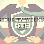 Security Weekly 23