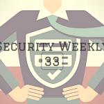 Security Weekly 33 Main Logo