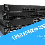 A Mass Attack On Cisco Main Logo