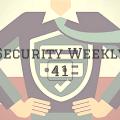 Security Weekly 41 Main Logo