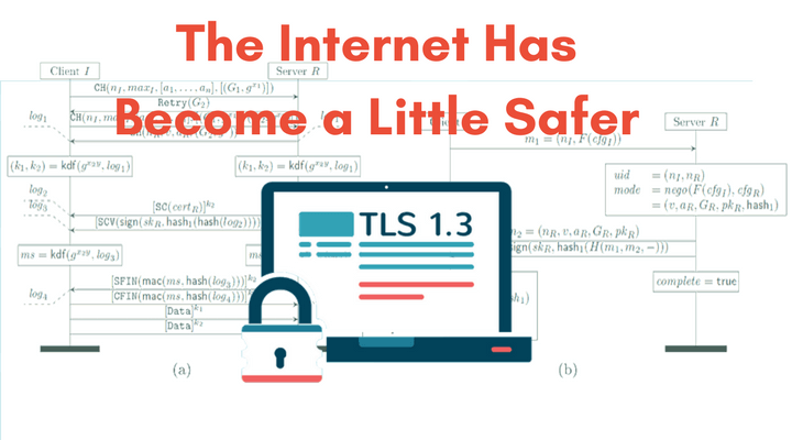 The Internet Has Become a Little Safer Main Logo