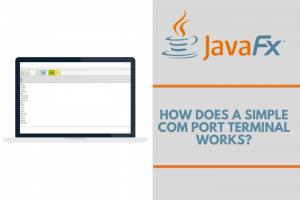 How Does A Simple COM Port Terminal Works Main Logo