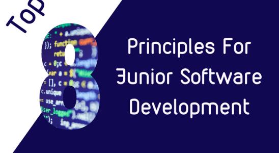 Principles For Junior Software Development Main Logo