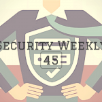 Security Weekly 45 Main Logo