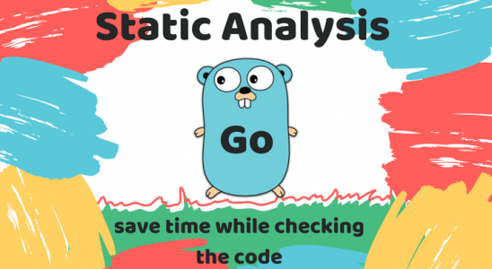 Static Analysis on Go