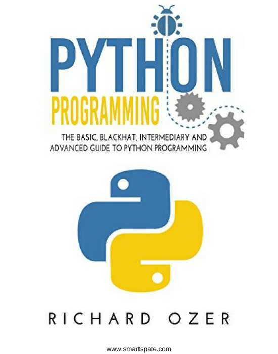 Top 10 Python Books Of 2018 That You Should Read!
