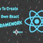 How To Create Your Own React UI Framework Main Logo