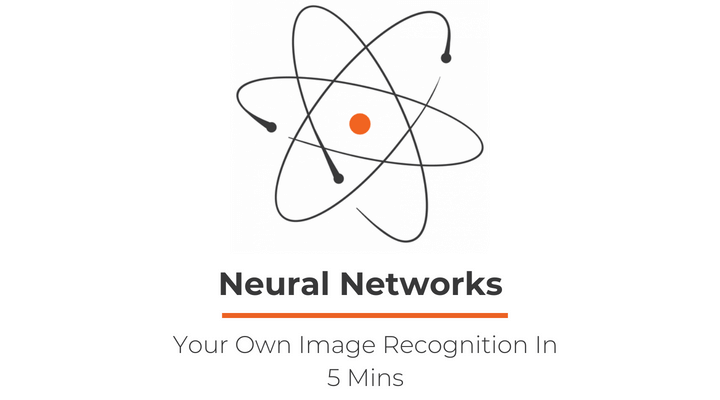 Neural Networks Image Recognition Main Logo