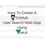 GitHub User Search Web App Main Logo