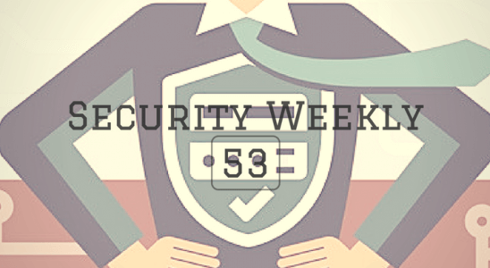 Security Weekly 53 Main Logo