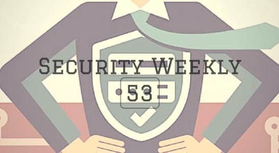 Security Weekly 53 Main Logo