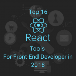 Tools For Front-End Developer in 2018 Main Logo