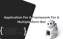 A Multiplatform Bot Main Logo