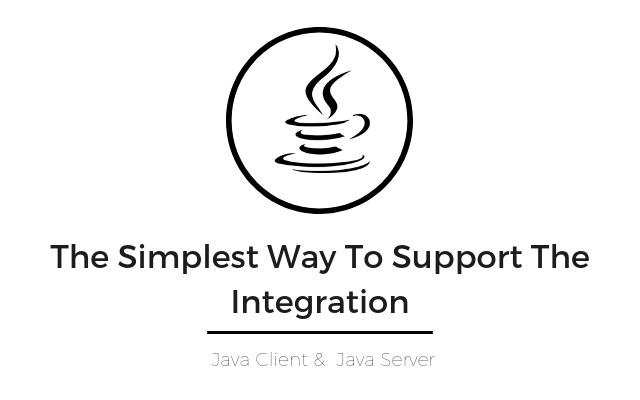 The Simplest Way To Support The Integration Main Logo