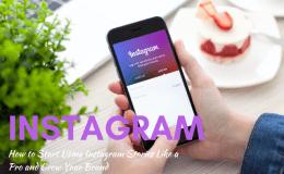 Instagram Pro Main Logo