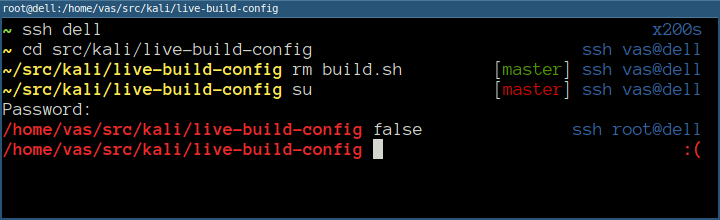 Shell Prompt