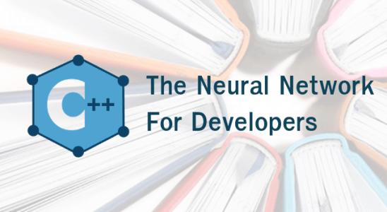 The Neural Network For C ++ Developers Main Logo