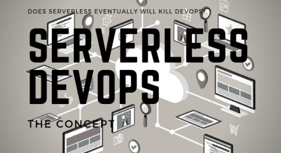 Does Serverless Eventually Will Kill DevOps Main Logo