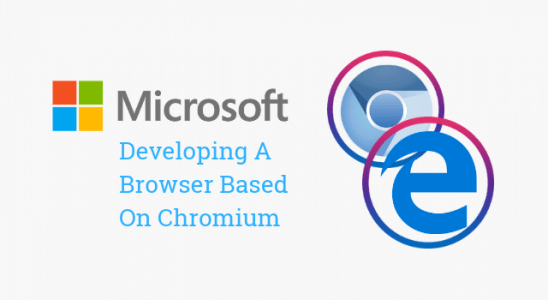 Developing A Browser Based On Chromium Main Logo