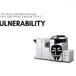 Network Printers Hacked Main Logo