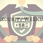 Security Weekly 58 Main Logo