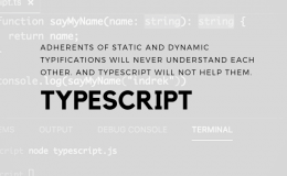 TYPESCRIP Main Logo
