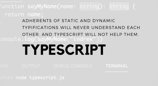 TYPESCRIP Main Logo