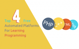 Top Four Free Automated Platforms For Learning Programming Main Logo