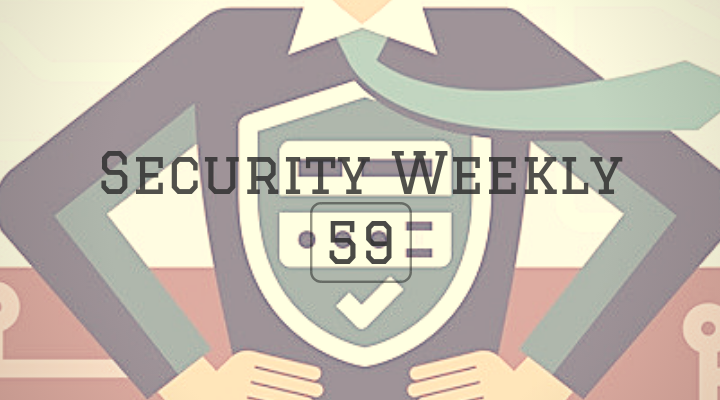 Security Weekly 59 Main Logo
