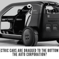 Electric Cars Are Dragged To The Bottom Of The Auto Corporation