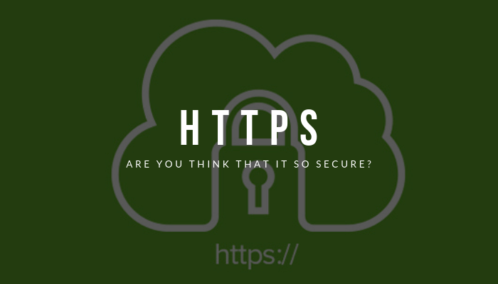 HTTPS SO SECURE MAIN LOGO