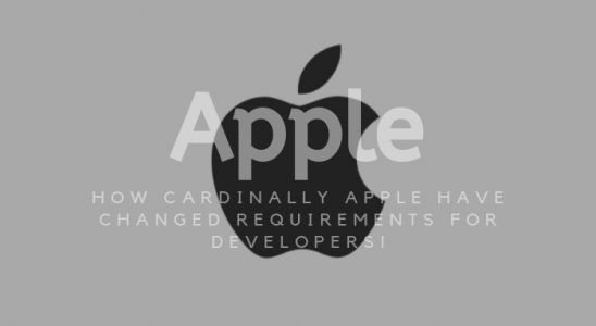 Apple Developer Requirements Main Logo
