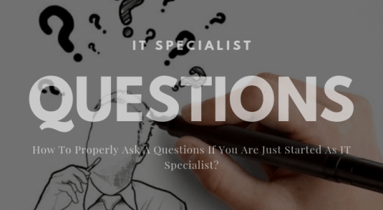 IT Specialist Questions Main Logo